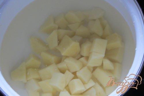 Картофельные оладьи на ржаной муке
