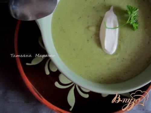 Овощной суп с крупой кус кус