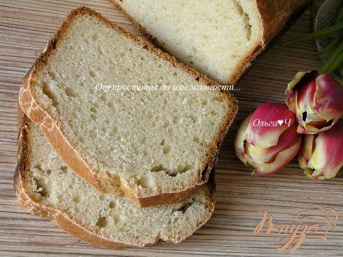 Хлеб на сливочном масле