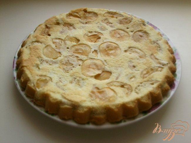 Фото приготовление рецепта: Яблочный пирог шаг №10