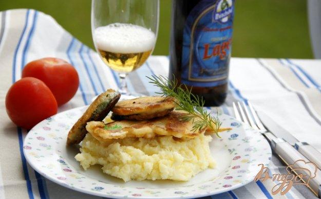 Рецепт Кляр баварский для рыбы и/или овощей