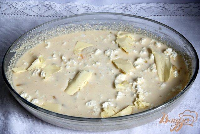 Фото приготовление рецепта: Ленивое пастичио шаг №5