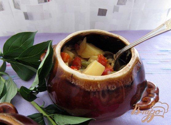 Рецепт Баклажаны в горшочках