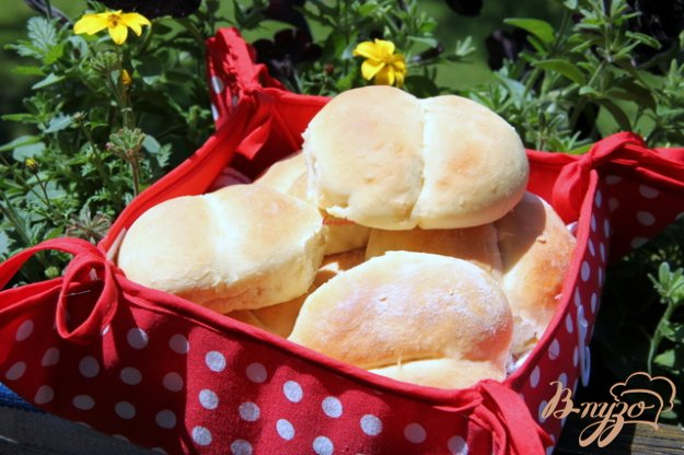 Рецепт Petit pain. Булочки-хлеб Петит