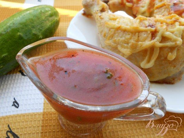 Рецепт Томатно-апельсиновый соус