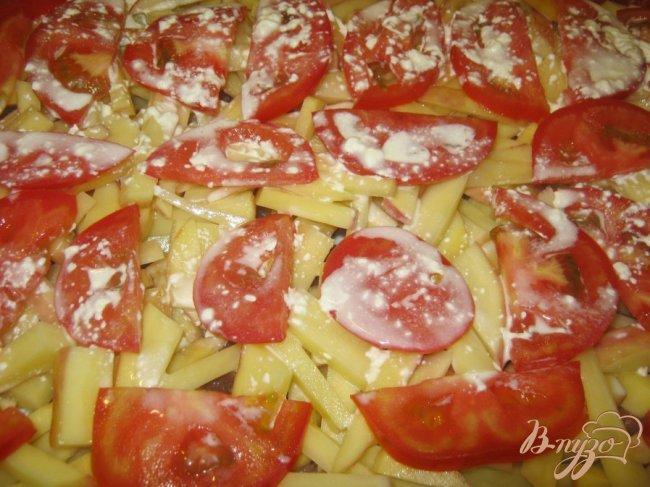 Фото приготовление рецепта: Жаркое