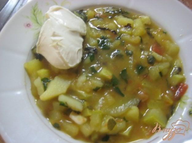 Рецепт Летнее овощное рагу