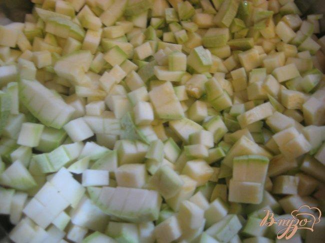Фото приготовление рецепта: Летнее овощное рагу шаг №2