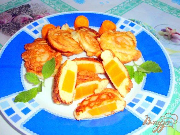 Рецепт Морковь в тесте
