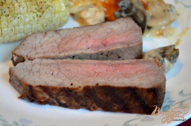 Маринованная говядина рецепт с фото