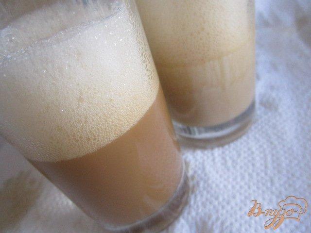 Фото приготовление рецепта: Кафе-флип шаг №3