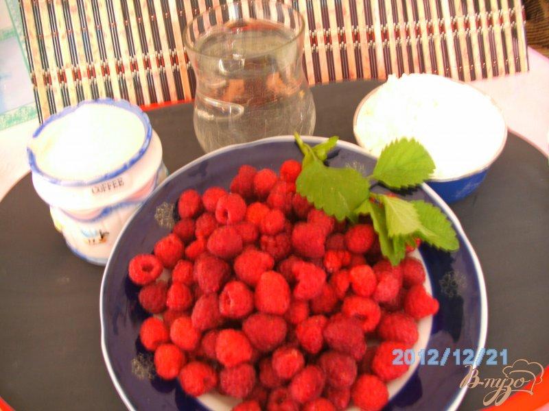Фото приготовление рецепта: Кисель из малины шаг №1