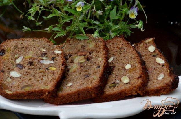 Рецепт Кекс с семенами и орехами