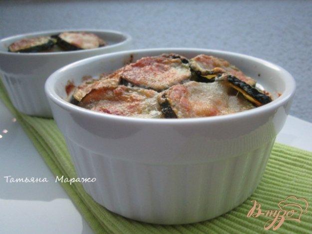 Рецепт Запеканка из цукини