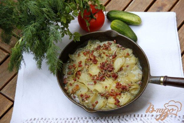 Рецепт Картофель булочника