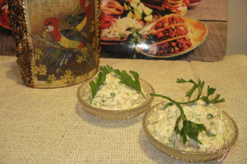 Фото приготовление рецепта: Салат из тунца шаг №4