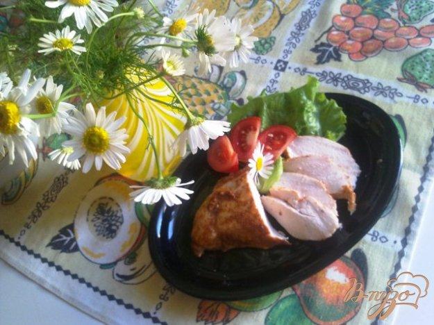 фото рецепта: Пастрома из куриного филе