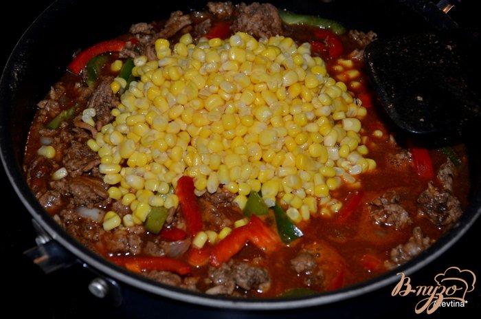 Фото приготовление рецепта: Чили