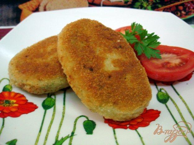 Рецепт Рыбные шницеля