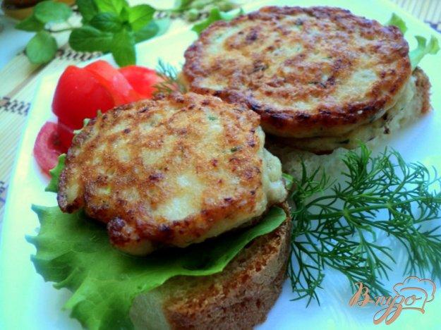 Рецепт Мясные оладьи