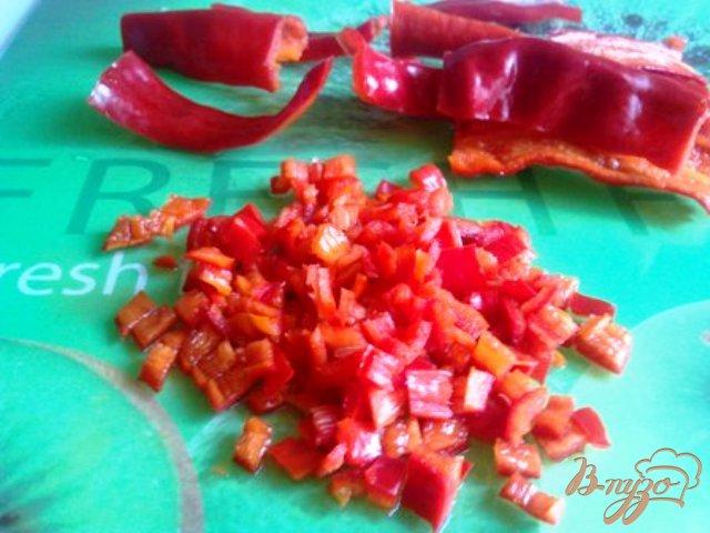 Фото приготовление рецепта: Закуска из мидий шаг №3