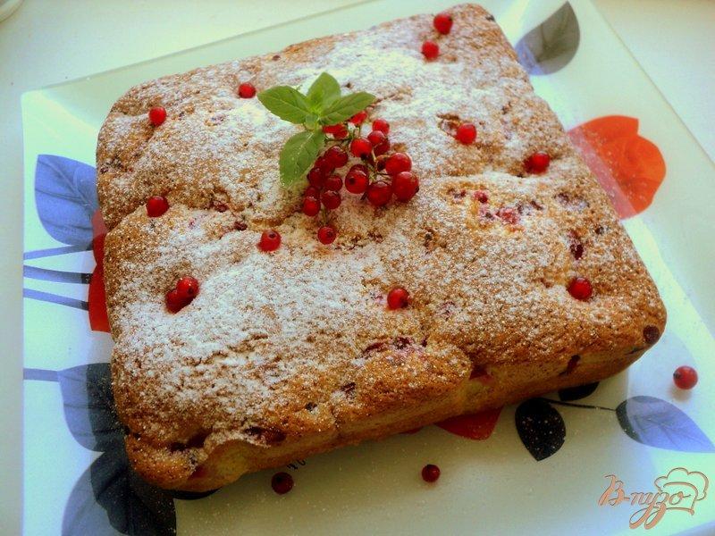 Фото приготовление рецепта: Пирог с абрикосами шаг №4