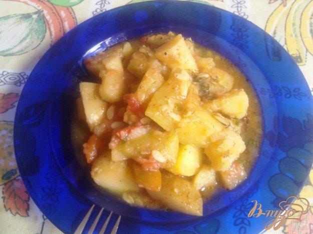 Рецепт Овощное жаркое