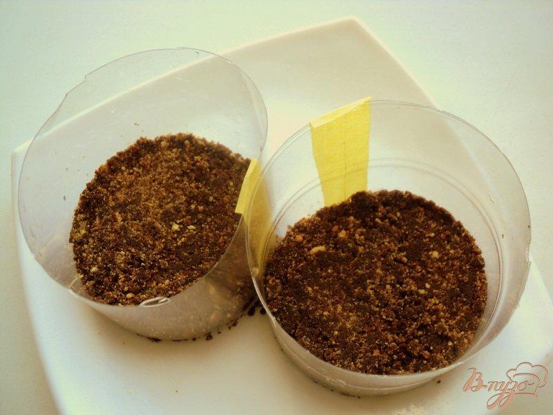 Фото приготовление рецепта: Мини-чизкейки с черникой шаг №3