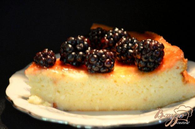 Рецепт Рикотта чизкейк со свежими ягодами