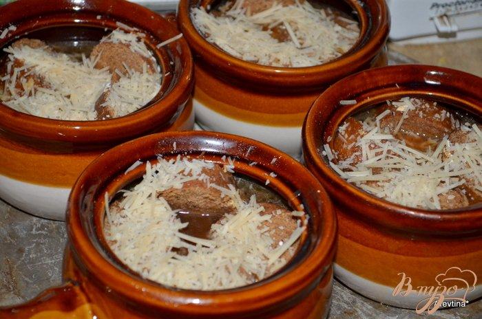 Фото приготовление рецепта: Луковый суп с богатым вкусом шаг №3