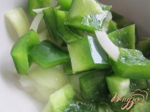 Овощное рагу с котлетками