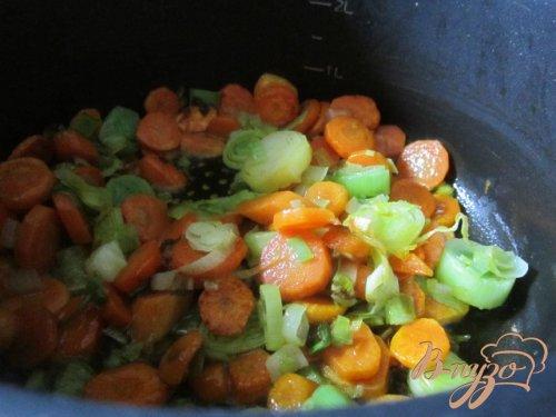 Морковно-кукурузный суп-пюре