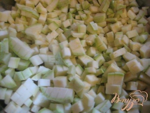 Летнее овощное рагу