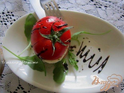 Томат-Моцарелла (салат)