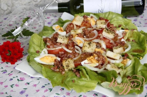 Вогезский салат