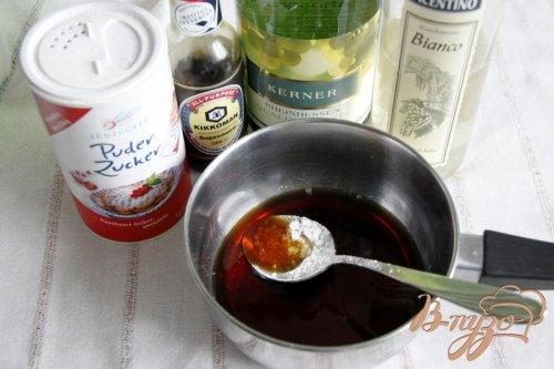 Лосось в домашнем соусе терияки