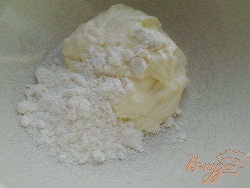 Десерт «Клубника с зефиром»