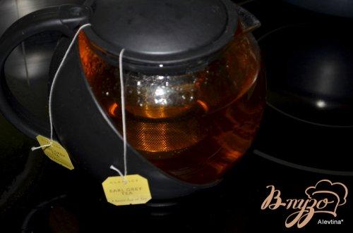 Персиковый чай со льдом