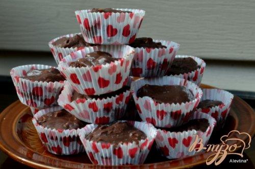 Фадж или шоколадные конфеты с пряным вкусом