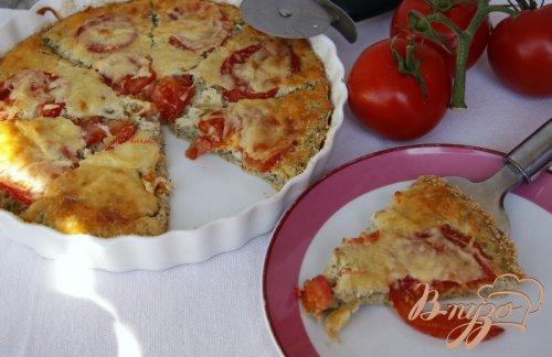 """""""Пицца"""" из цуккини"""