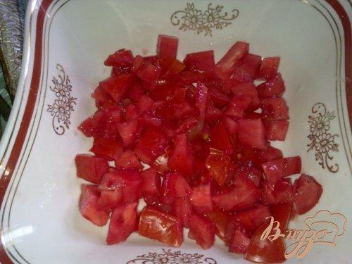 Салат с сайрой горячего копчения