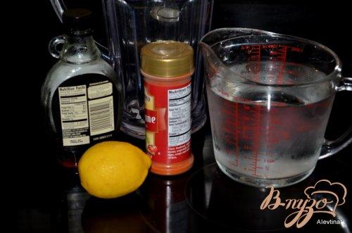 Диетический лимонад