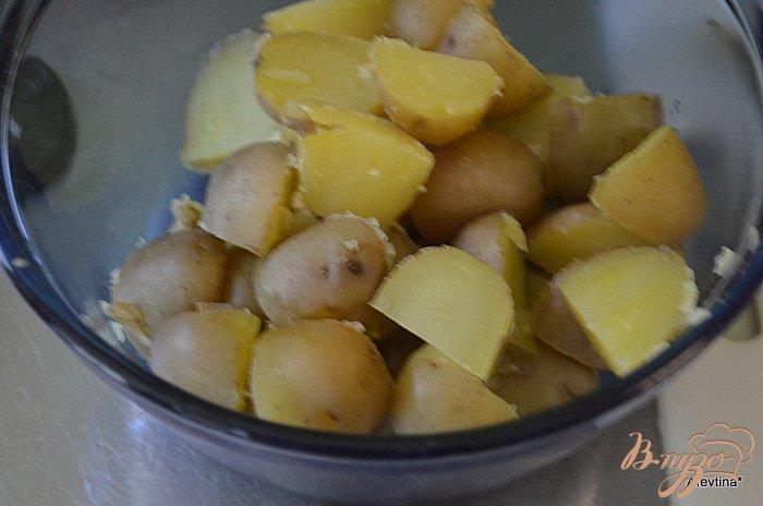 салат с корнишонами фото рецепт пошаговый