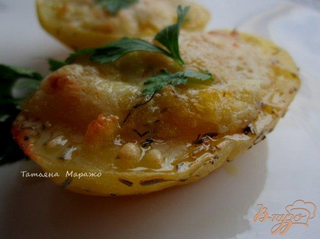 фото рецепта: Картофельные лодочки