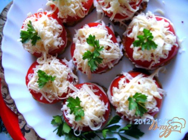 фото рецепта: Кабачки под  сыром