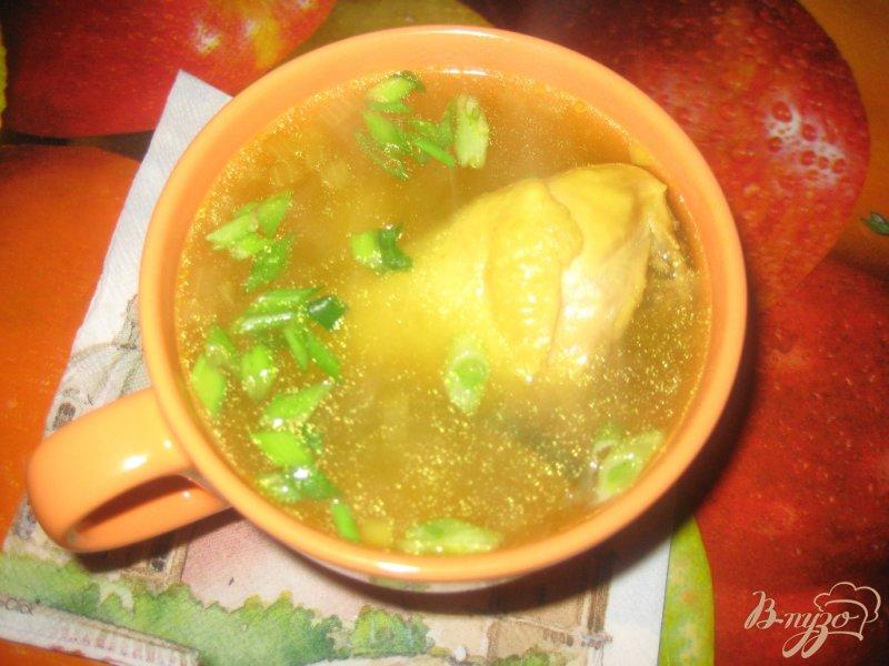 Фото приготовление рецепта: Рассольник с курицей шаг №6