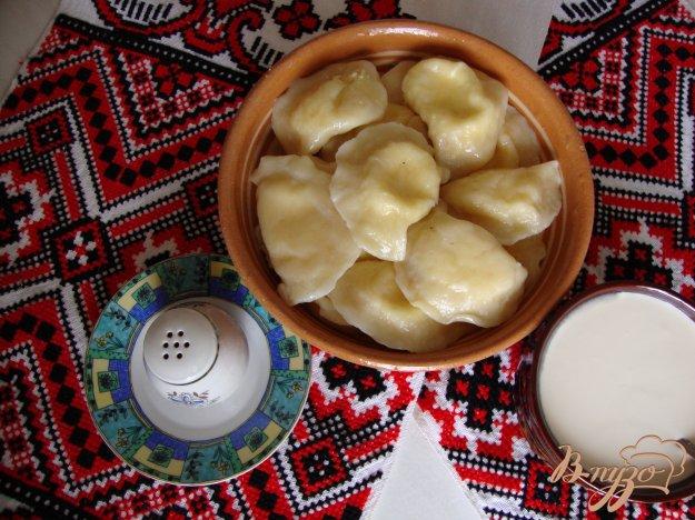 Рецепт Вареники с сыром
