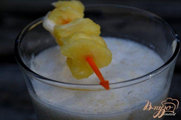 Рецепт Ананасовый коктейль
