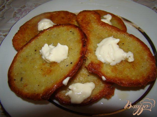 Рецепт Картофельные лепешки