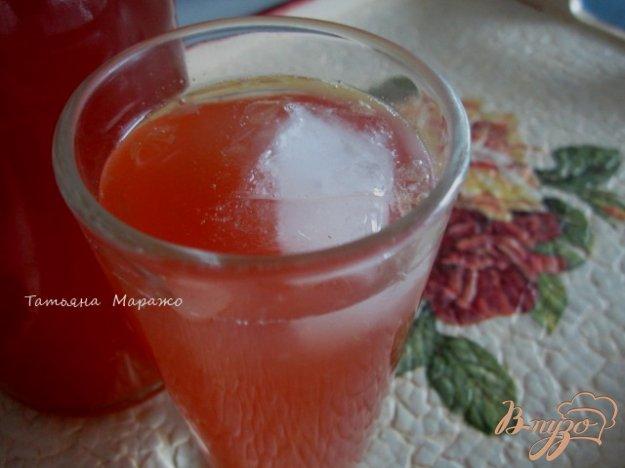 Рецепт Чайная настойка с апельсиновым соком